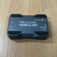 [중고]Battery Converter HDMI to SDI / 배터리 컨버터 HDMI to SDI